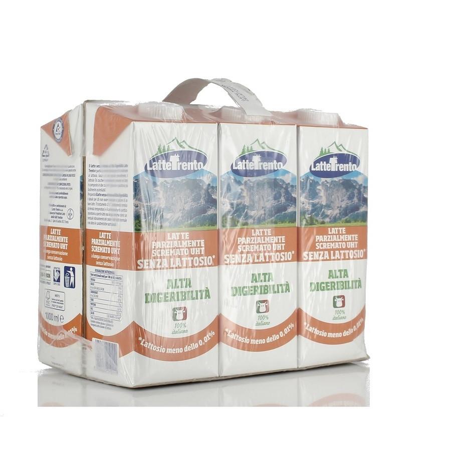 Latte Delattosato - Latte Trento